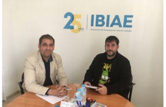 Compromís de Ibi se reúne con IBIAE