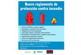 Novedades del nuevo reglamento de protección contra incendio