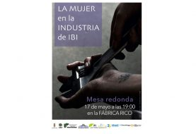 Mesa redonda: 'La mujer en la industria de Ibi'