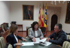 IBIAE y el Ayuntamiento de Onil renuevan el convenio para colaborar en cuestiones industriales