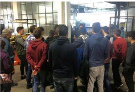 CLR acoge una visita de alumnos del IES La Foia