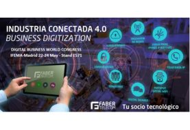 FABERTELECOM participa en el Digital Business World Congress