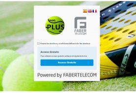 FABERTELECOM patrocina la red wifi del club Pádel Plus Ibi