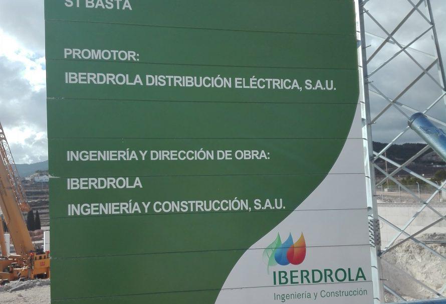 Dudas sobre los costes de la subestación eléctrica de Castalla que comenzará a funcionar en agosto