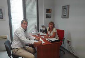 IBIAE y el Ayuntamiento de Onil retoman sus reuniones periódicas