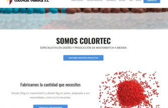 COLORTEC renueva su web
