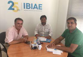 El edil de Urbanismo de Ibi informa a IBIAE de los avances en el Polígono NPI5
