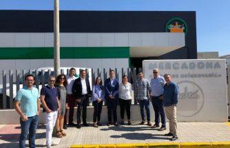 IBIAE visita el Centro de Innovación de Mercadona