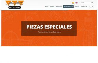 JAYSO SOLUTIONS renueva su web