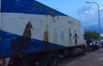 TRANSANDAMA colabora con Truck Art Project
