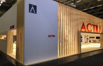 ACTIU muestra su apuesta decidida por las personas en Orgatec 2018