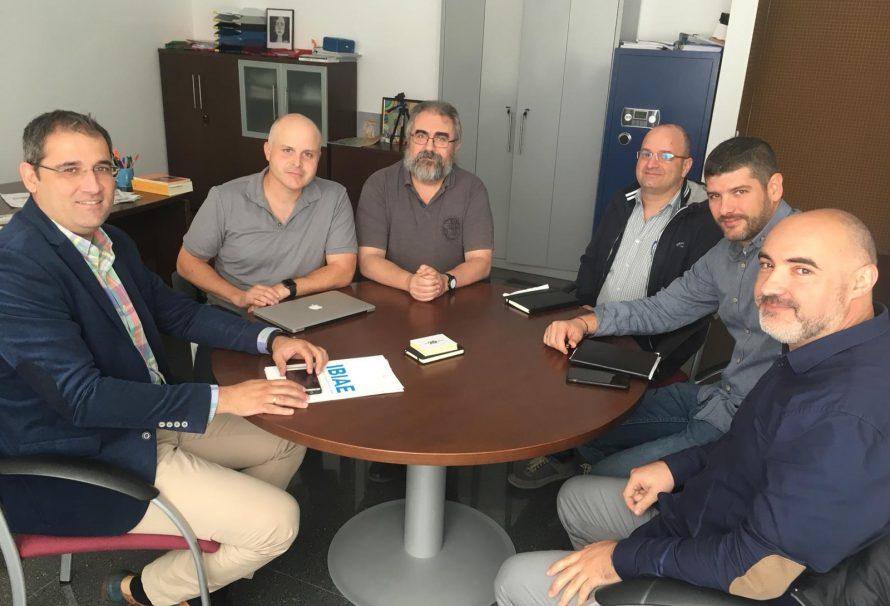 BRU Y RUBIO colaborará con el IES La Foia