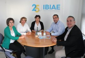 La diputada Patricia Blanquer se reúne con IBIAE