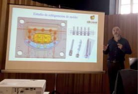 DIDES DESIGN subraya la gran experiencia de su Master Class en la Moulds Event 2018 de Portugal