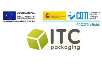 ITC PACKAGING desarrolla un proyecto de Smart Packaging que aplica la radiofrecuencia a envases