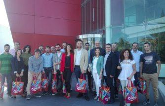 IBIAE acerca la industria 4.0 a sus asociados con la visita a Dulcesol