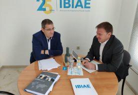 IBIAE realiza el seguimiento de seguridad del mes de octubre