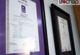 LITOCHAP obtiene la certificación BRC
