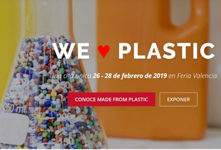 Jornada informativa de Made From Plastic 2019