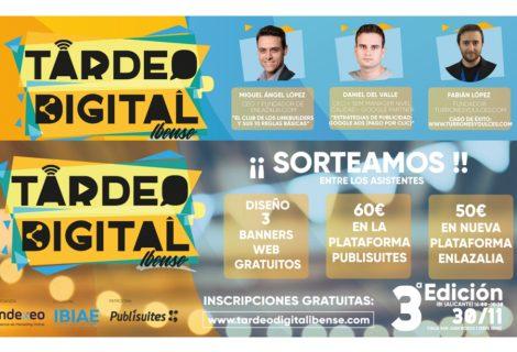 Tardeo digital ibense