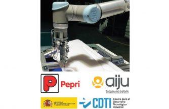 PEPRI trabaja en el desarrollo de tecnologías de automatización en procesos de soplado