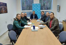 IBIAE efectúa el seguimiento de seguridad en los polígonos de Ibi de noviembre