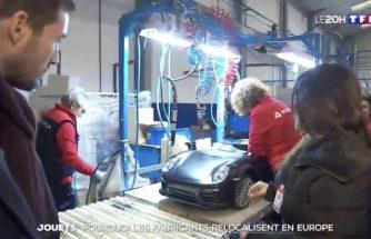 INJUSA, ejemplo para la televisión francesa TF1 de cómo no fabricar en China
