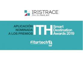 IRISTRACE, nominada en los premios ITH Smart Destination Awards