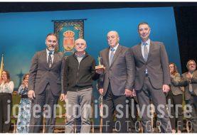 BORNAY recibió el 'Reconocimiento a la trayectoria empresarial' en el Acto Institucional del 6 de enero de Ibi