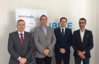 IBIAE y umivale firman un convenio de colaboración en favor de las empresas de  la Foia de Castalla