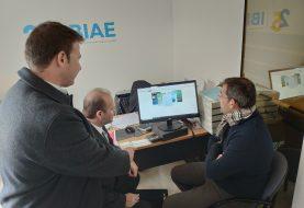 Securitas muestra a IBIAE su nueva plataforma portal mobile