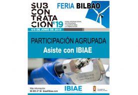 IBIAE organiza la asistencia y la participación agrupada de empresas a la Feria de Subcontratación de Bilbao