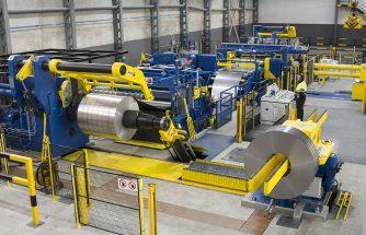 BORNAY amplía instalaciones con una nueva línea de corte longitudinal