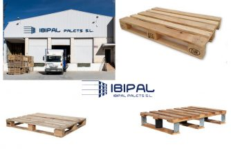 IBIPAL PALETS, nueva empresa asociada a IBIAE