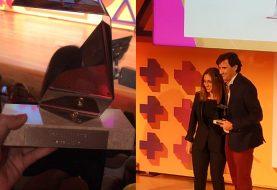 IRISTRACE recibe el galardón a la Marca Digital de los Premios MIA