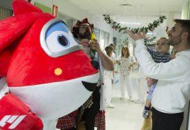 COLORBABY y Payasospital ponen en marcha un programa de visitas al Hospital Virgen de los Lirios para dibujar sonrisas