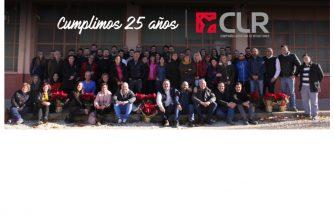 CLR cumple 25 años como proveedor de soluciones de accionamiento y fabricante de motorreductores