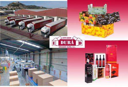 ENVASES DURÁ, nueva empresa de IBIAE