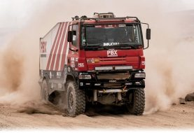 TRANSANDAMA trae a Ibi la magia del Rally Dakar de la mano de Palibex