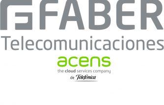 FABERTELECOM se convierte en partner de Acens-Telefónica