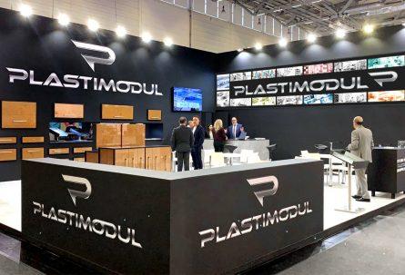 PLASTIMODUL expone su potencial en Interzum