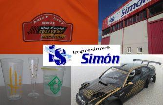 IMPRESIONES SIMÓN, nueva empresa de IBIAE