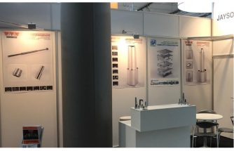 JAYSO SOLUTIONS expone en Moulding Expo de Stuttgart