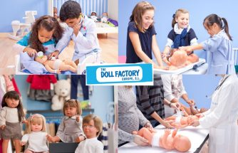 THE DOLL FACTORY EUROPE se asocia a IBIAE