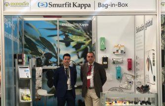 SMURFIT KAPPA expone en Expoliva 2019