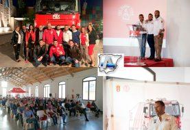 Cerca de 200 personas reciben al PBX Dakar Tour gracias a TRANSANDAMA