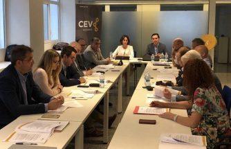 Comisión de Economía y Fiscalidad de CEV en Alicante