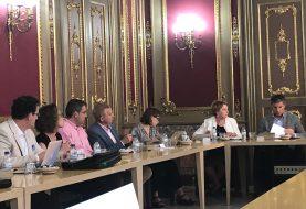 Comisión de Asuntos Comarcales y Áreas Empresariales de CEV