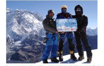 INDEN PHARMA, ITC PACKAGING, DIGITAL COLORS  y LUXBER patrocinan la expedición al Muztagh Ata