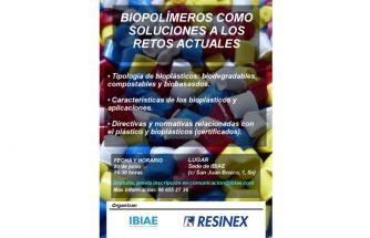 Biopolímeros como soluciones a los retos actuales